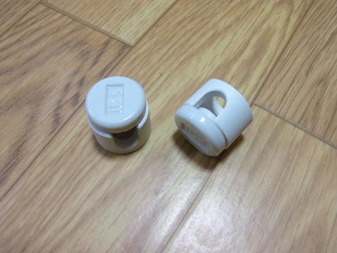 アクリサンデーヒーターキットの磁器製端子カバー