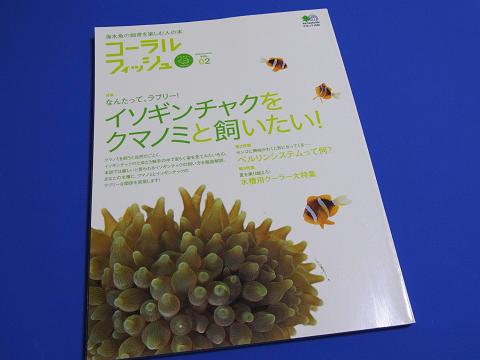 コーラルフィッシュ Vol.2  (イソギンチャクをクマノミと飼いたい!)