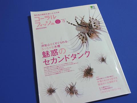コーラルフィッシュ Vol.17  (魅惑のセカンドタンク)