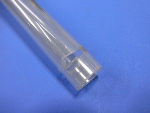 「バイオペレットリアクター ハングオン NEW BPH-200」のダウンパイプ
