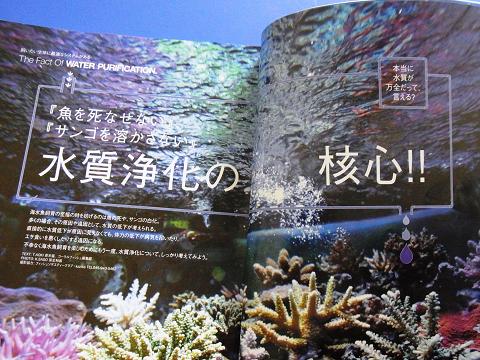 コーラルフィッシュ Vol.16 水質浄化の核心!
