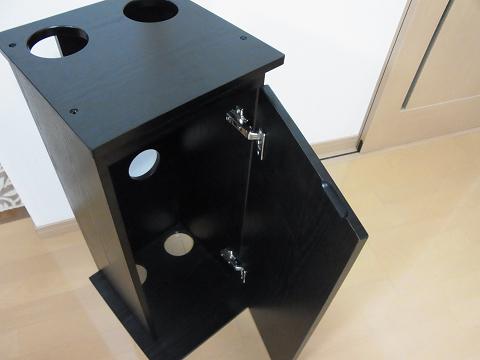 コトブキプロスタイル300/350SQのオーバーフロー穴