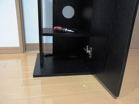 コトブキプロスタイル300/350SQの棚板